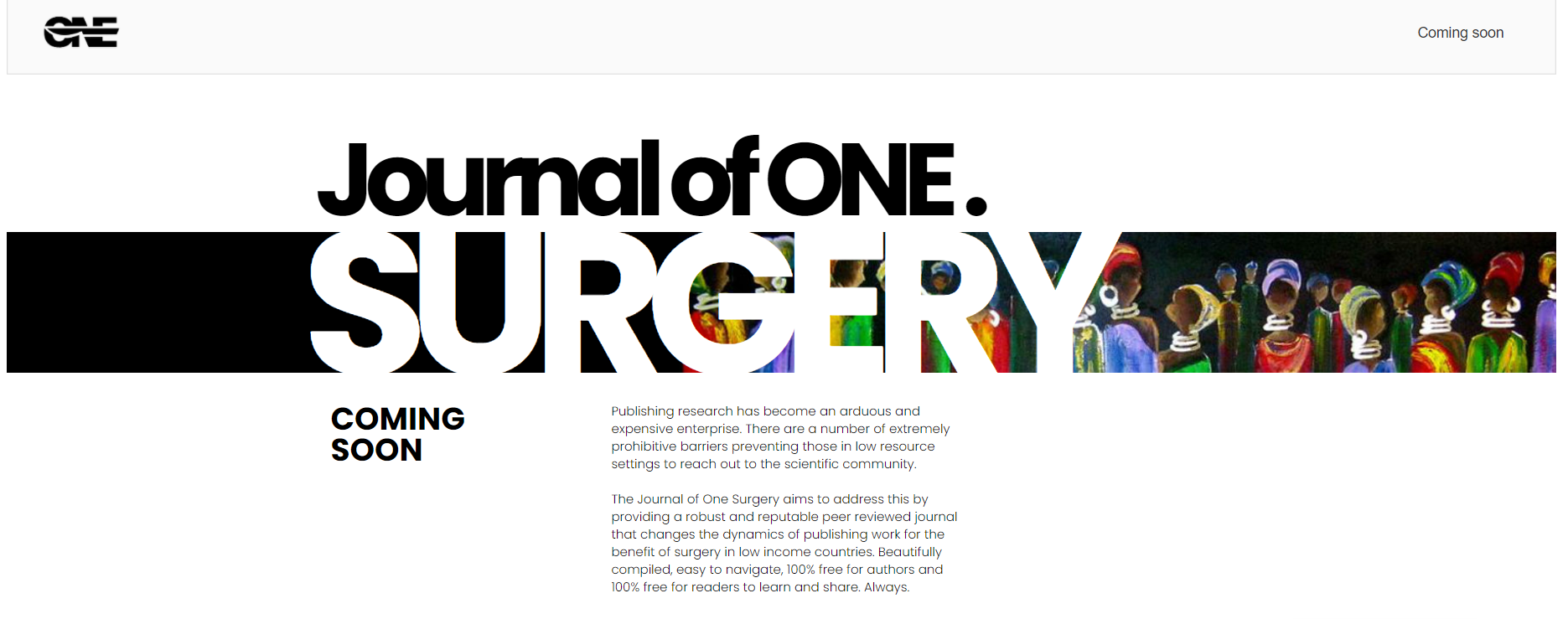 One Surgery Journal